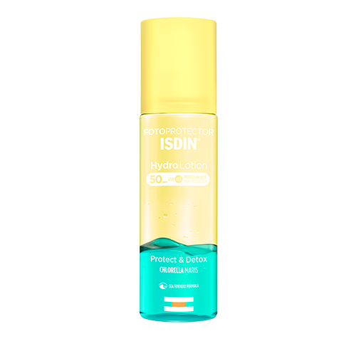 Fotoprotector ISDIN HydroLotion SPF50  200ml